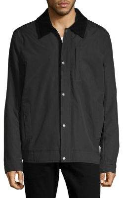 Cole Haan City Rain Barn Jacket
