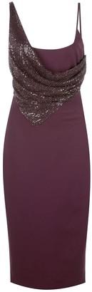 Cushnie sequin embellished dress