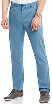 Perry Ellis Regular-Fit Flat-Front Bedford Chino Pants