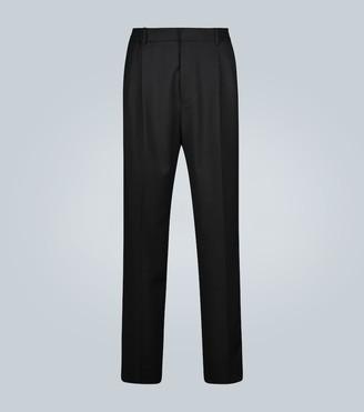 Cmmn Swdn Jez pleated wool trousers