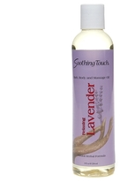 Soothing Touch Bath & Body Oil Lavender
