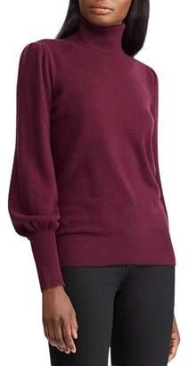 Ralph Lauren Washable Cashmere Turtleneck Sweater - 100% Exclusive