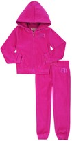 Juicy Couture Girls 2pc Hoodie Set
