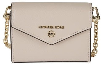 Michael Kors mini jet set charm bag