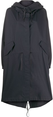 Jil Sander Oversized Raincoat