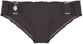 BOHO Taupe Brazilian Bikini Bottom