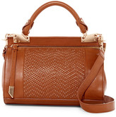 Foley + Corinna Darcy Mini Leather Messenger