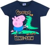 Peppa Pig George the Pig Boys' T-Shirt