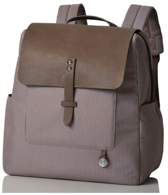 PacaPod Hastings Pack Nappy Bag - latte