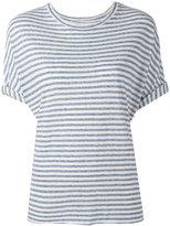 Current/Elliott striped T-shirt - women - Cotton/Polyester/Rayon - 1