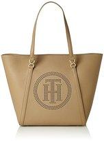 Tommy Hilfiger Women's Fashion Novelty Perf Bag,13 x 31 cmX33CM (b x h x t)