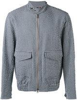 Fay gingham jacket