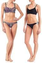 Sweaty Betty Purity Retreat Reversible Bikini Bottoms