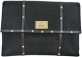 Whiting & Davis Nouveau Studs Clutch
