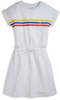 Lacoste Little Girl's & Girl's Striped Dress