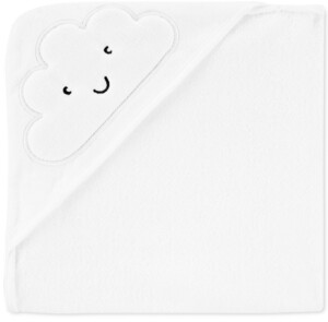 Carter's Baby Hooded Cotton Cloud Towel
