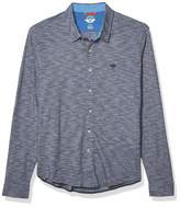 Dockers Long Sleeve 360 Ultimate Button Up Shirt