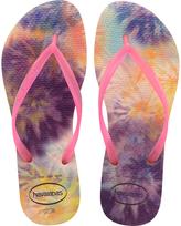 Havaianas Women's Slim Tie Dye Flip Flops