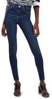Topshop Women's Jamie High Rise Ankle Skinny Jeans