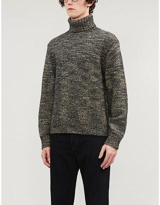 Ralph Lauren RRL Turtle neck cotton-blend jumper