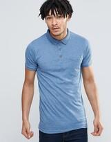 Brave Soul Short Sleeve Polo Shirt