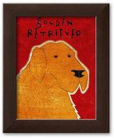 """Art.com Golden Retriever"""" Framed Art Print by John Golden"""
