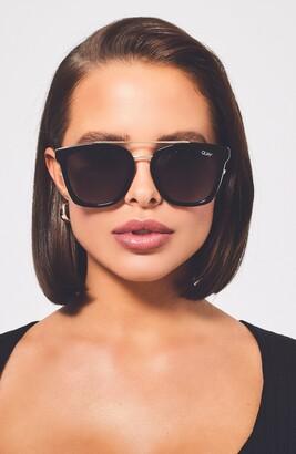 Quay Sweet Dreams 55mm Square Sunglasses