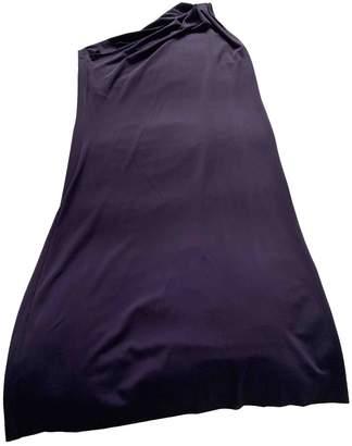 Eres \N Purple Polyester Dresses