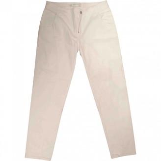 Yigal Azrouel White Denim - Jeans Jeans for Women