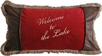 Loon Peak Arthurs Lumbar Pillow