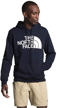 The North Face Half Dome Pullover Hoodie (Evergreen/TNF Black) Men's Sweatshirt