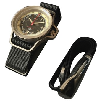 Givenchy Anthracite Titanium Watches