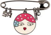 Sonia Rykiel Safety Pin Brooch