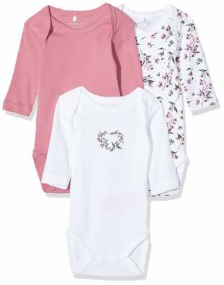 Name It Baby Girls' 13173248 Bodysuit