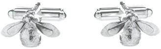 Lucy Flint Jewellery Bumblebee Cufflinks Sterling Silver