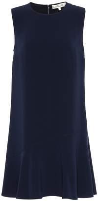 Diane von Furstenberg Alyson cady-crepe shift dress