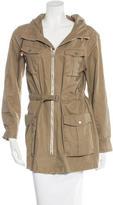Rag & Bone Hooded Utility Jacket