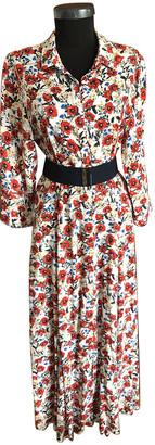 Zara Multicolour Cotton Dresses