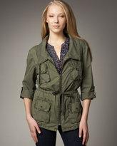 Joie Harlow Army Cargo Jacket