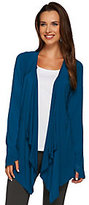 Cuddl Duds As Is Softwear Stretch Long Sleeve Wrap Up