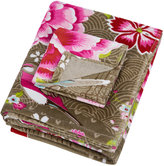 Pip Studio Birds in Paradise Towel - Khaki - Bath Towel