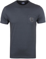 Cp Company Graphite Watch Viewer Pocket T-shirt