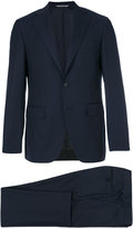 Canali classic formal suit - men - Cupro/Wool - 46