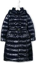 Add Kids front button padded coat