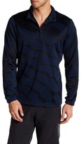 Reebok Hall of Fame Patriot Quarter-Zip Pullover