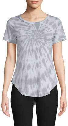Chaser Tie-Dyed Cotton Blend Tee