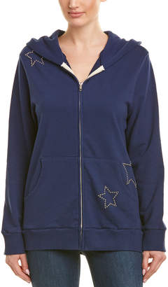 Monrow Oversized Star Studded Jacket