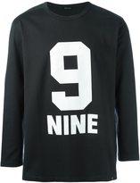 Marc Jacobs nine print T-shirt