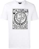 Vans Stained glass print T-shirt - men - Cotton - S