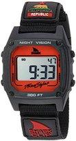 Freestyle Unisex 10027329 Shark Leash Digital Display Japanese Quartz Red Watch